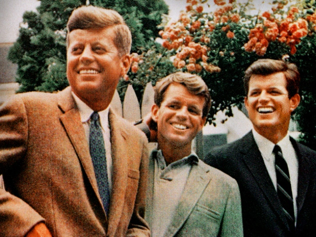 Kennedy to Rest Alongside Brothers JFK and RFK