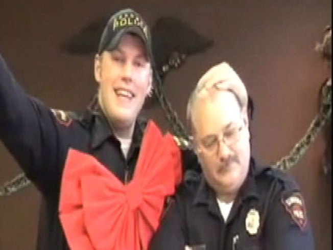 Kenosha Police Make Christmas Video