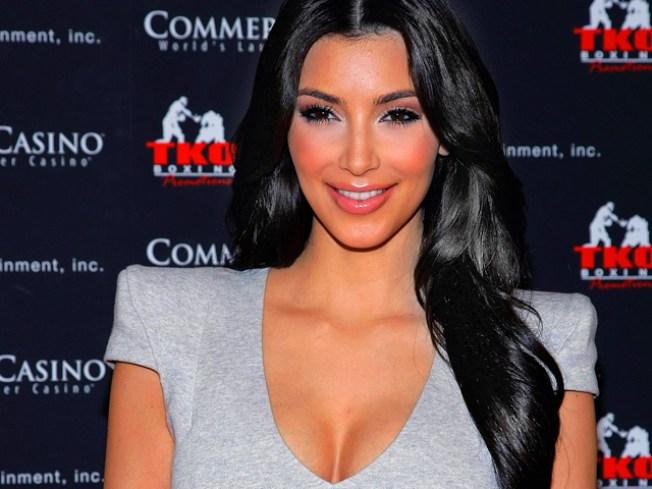 Kim Kardashian Debunks Super Bowl Engagement Ring Wager Rumors