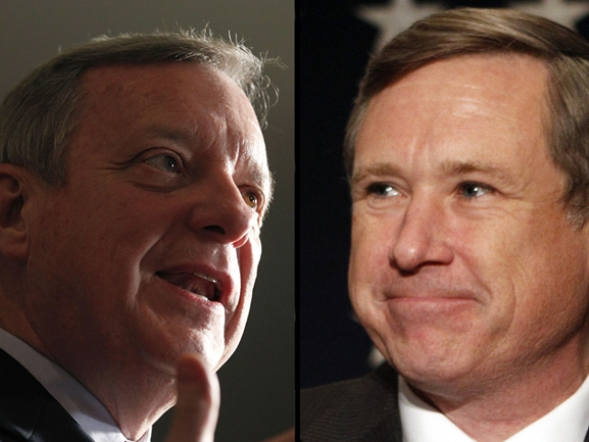 Durbin Has a DREAM Kirk Doesn't Share