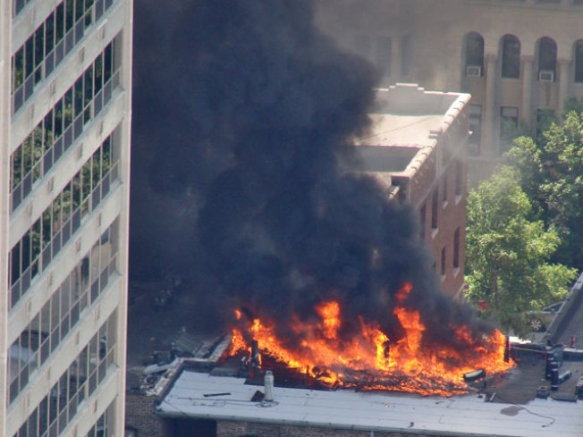 """No Injuries in """"Pretty Good Fire"""" in Lakeview"""