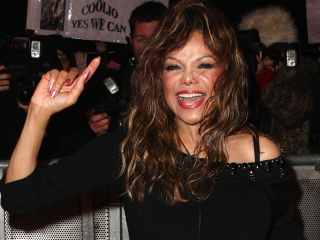 'The View' Lines Up La Toya Jackson As Guest Co-Host