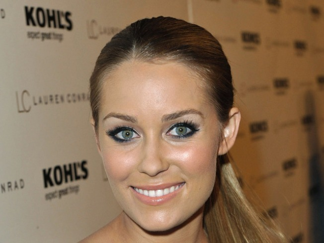 Lauren Conrad Tops Bestsellers List Again