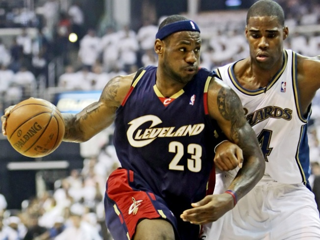 Cleveland Cavaliers Deal for Jamison