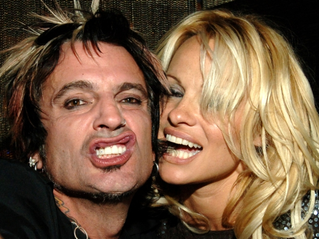 Pam Anderson: I Told My Sons About Sex Tape