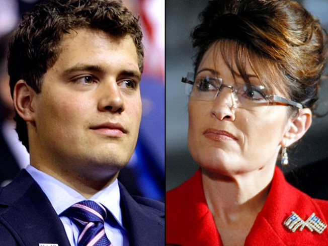 Sarah Palin Quit Because of Marital Woes: Levi