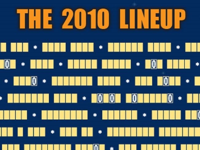 Lollapalooza Plays Word Games With 2010 Lineup
