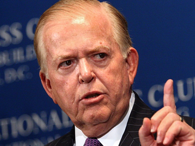 Lou Dobbs Might Run for Senate, White House