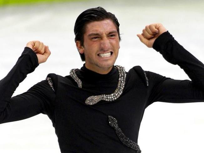 "Naperville Declares ""Evan Lysacek Day"""
