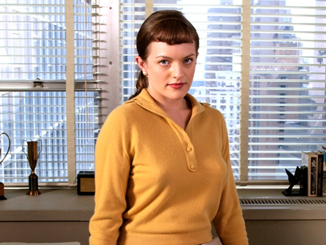 """Elisabeth Moss: Supporting Role Is """"The Right Thing To Do"""""""
