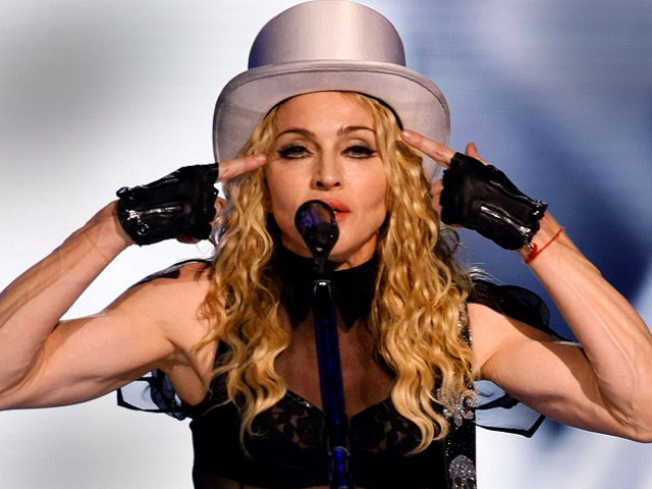 Retired NYC Firefighter Arrested Outside Madonna's Home