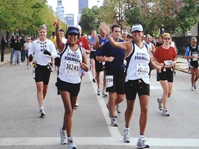Dual Inspirations Push Cop to Run Marathon