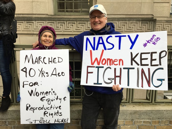 [NATL-DC] PHOTOS: Signs Spotted at the Women's March on Washington