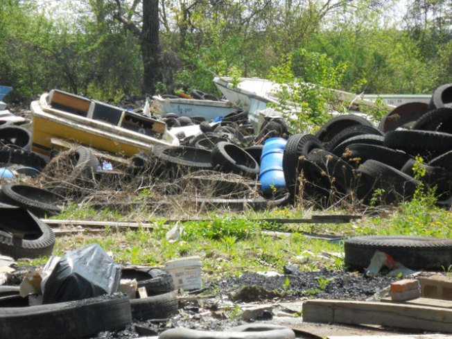 Cleanup of Illegal Dump Cost More than $1 Million: EPA