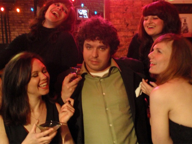 Chicago Comic Finds Humor in His Impotency