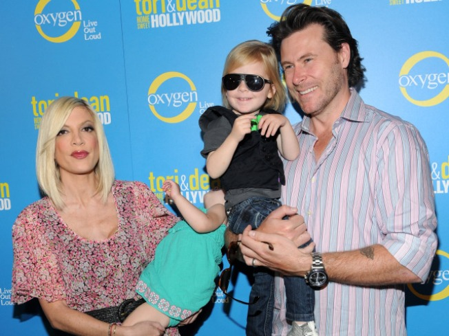 Tori Spelling's 3-Year-Old Joins Twitter