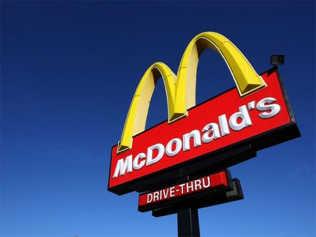 With this Fry, I Thee Wed: McDonald's Hosts Nuptials