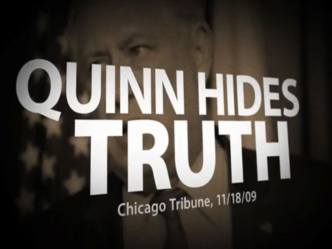 Quinn Takes Exception to New McKenna Ad