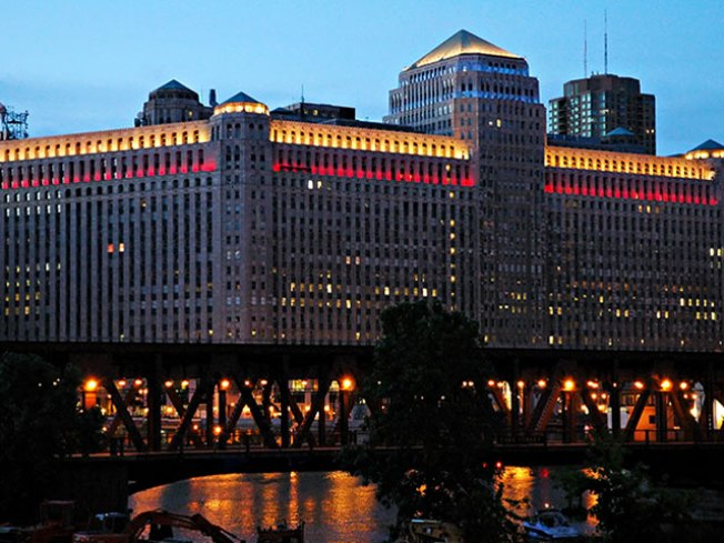 Merchandise Mart: We're Not for Sale