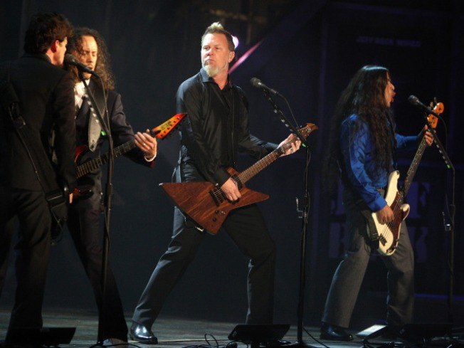 Metallica Join FBI in Search for Missing Student