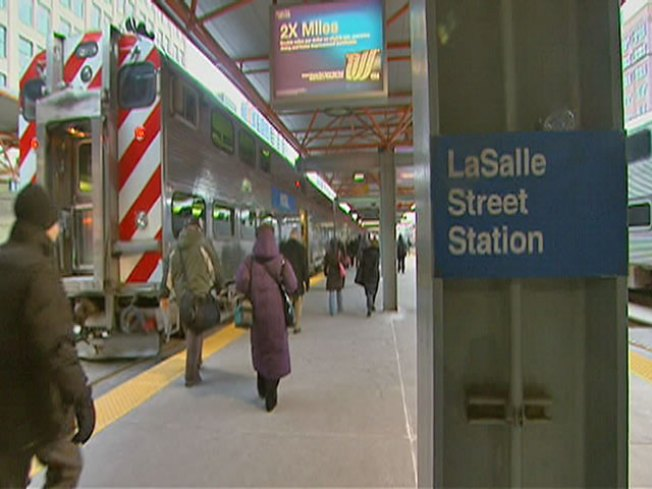 Metra Air to be Tested in Downtown Terminals