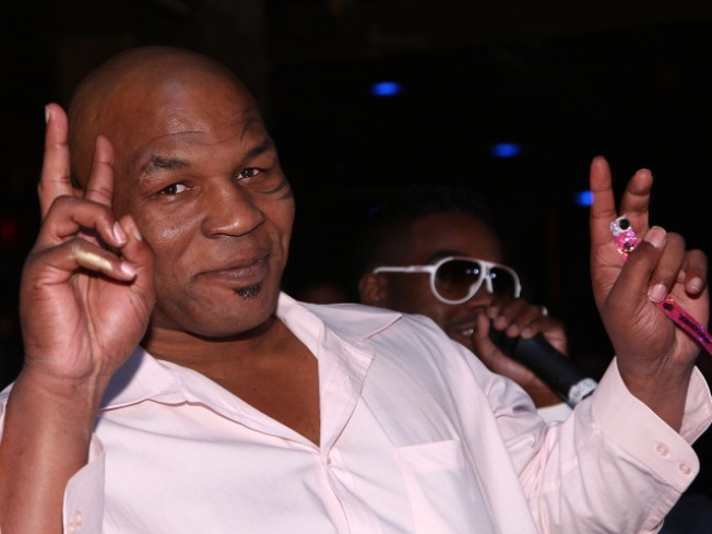 "Mike Tyson: I Did ""The Hangover"" to Buy Drugs"