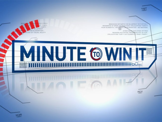 Casting Call: NBC's Minute to Win It
