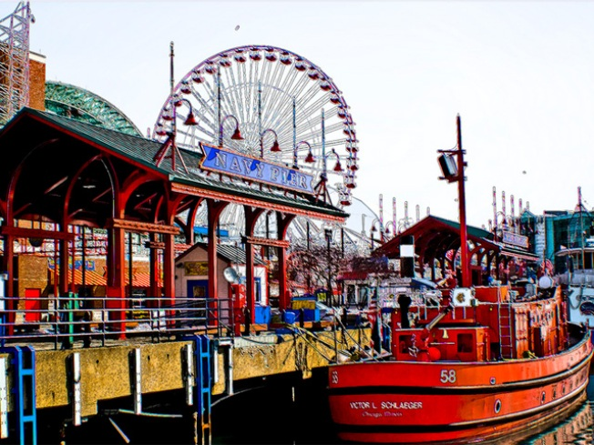 Daley Not Sold on Renaming Navy Pier
