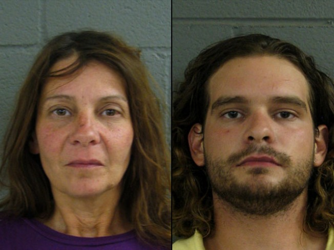 Mother-Son Team Charged for Drug Trafficking
