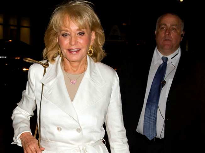 "Barbara Walters Returning to ""The View"""