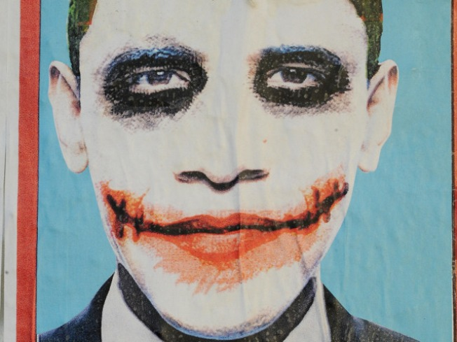 "Obama ""Joker"" Artist Is a Bored College Student"