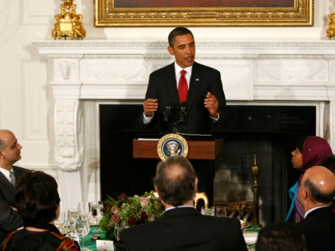 "Obama Celebrates Ramadan, Calls Islam ""Great Religion"""