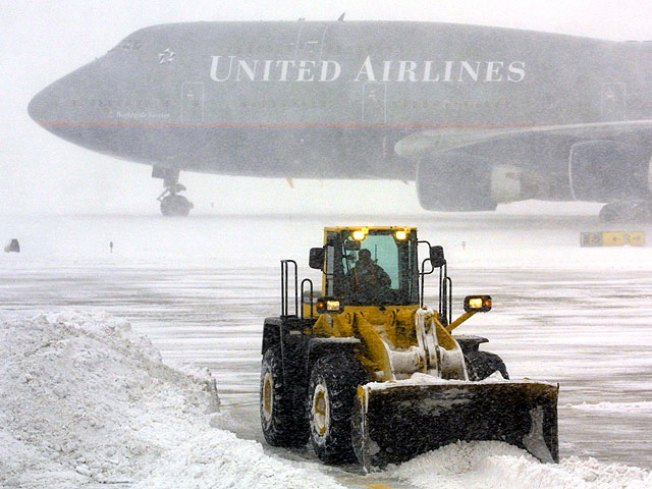 More Flights Canceled as Storm Moves On