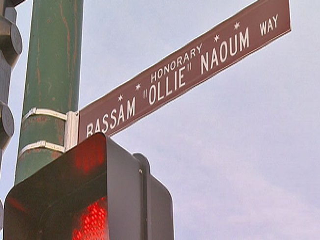 Street Dedicated to Slain Store Owner