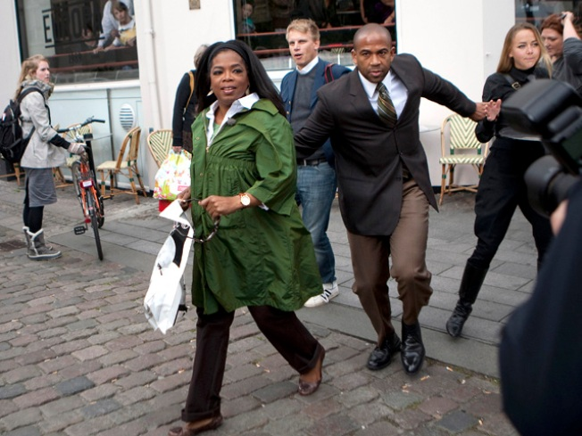 Oprah Drives Danes Crazy!