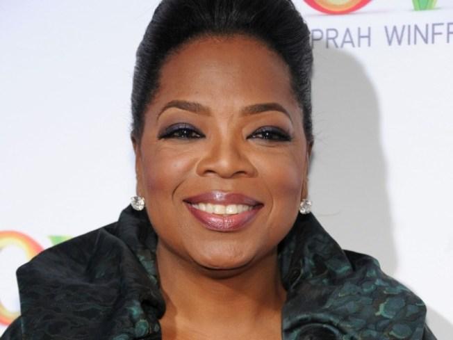 Oprah's Got a Secret