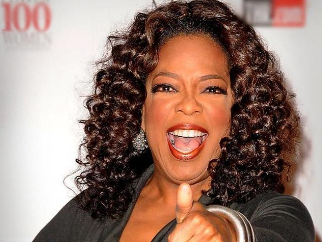 Oprah Most Powerful Celebrity: Forbes