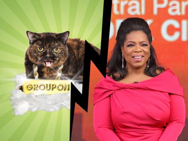 Oprah Crashes Groupon