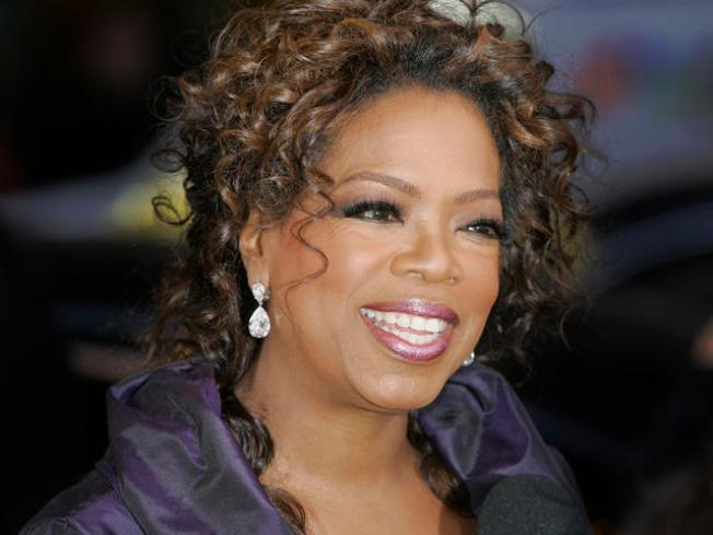 Oprah Among Kennedy Center Honorees