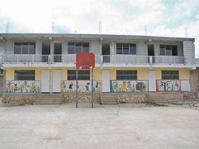 Haitian Orphanage Still Stands