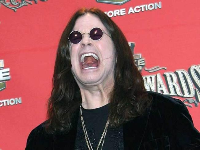 """Ozzy Osbourne to Lady Gaga: """"Calm it Down"""""""
