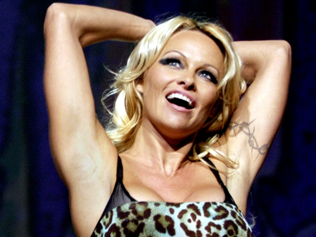 """Playboy"" Has Pam Anderson on Speed Dial"