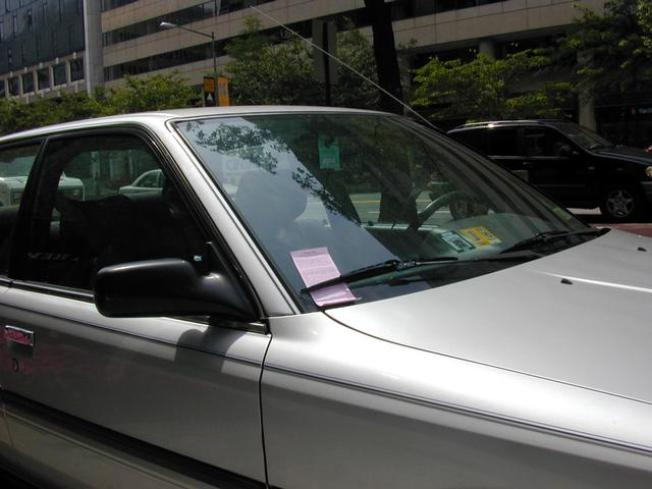 Chicago, No. 1 in Labor Day Traffic Tickets