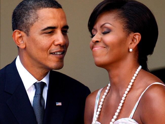 "Obama ""Proud of Chicago"""
