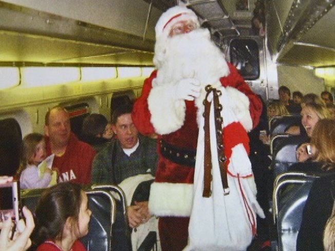 "Metra Apologizes for ""Polar Express"" Cold Shoulder"