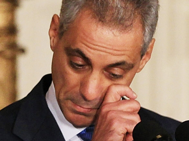 "Rahm Fails to Make High School ""Honors"" Roll"