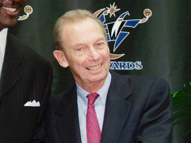 Wizards Owner Pollin Dead at 85