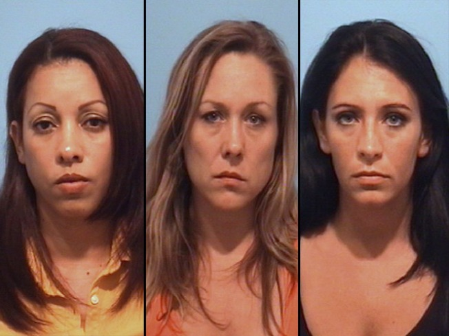 Women Arrested with Prostitution Charges