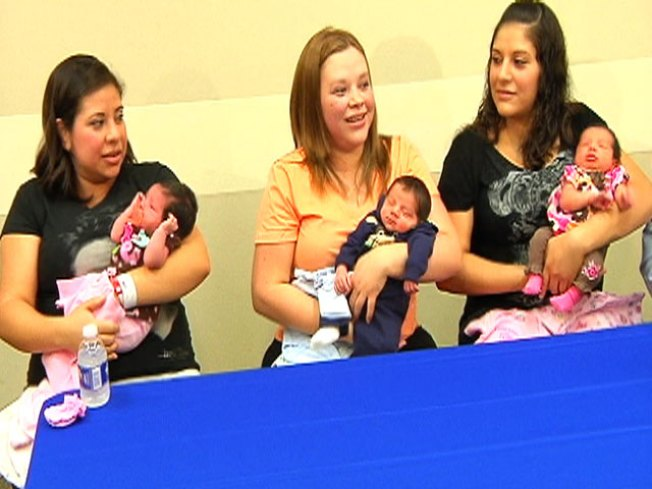 Four Sisters Deliver Four Babies Within Four Days