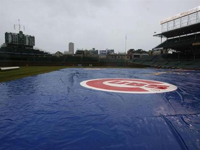 She Just Wanted to Slip-N-Slide at Wrigley
